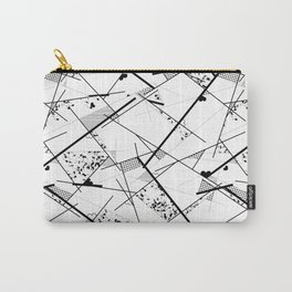 I heart Geo Carry-All Pouch