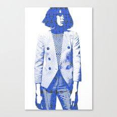 Suit Canvas Print