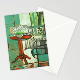 Henri Matisse The Green Room Stationery Cards