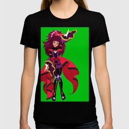 dancing anime T-shirt