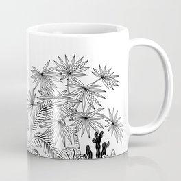 Toucan in the jungle. Coffee Mug