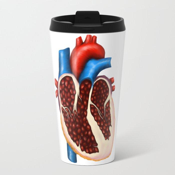 Heartseed Travel Mug
