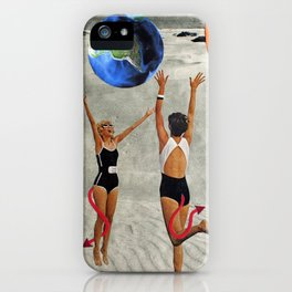 She Devils iPhone Case
