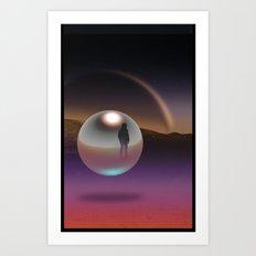 Mindscape Luminate Art Print