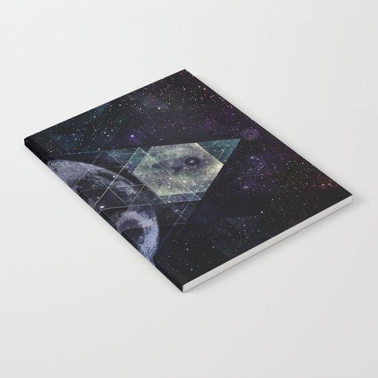 LYYT SYYD ºF TH' MYYN Notebook