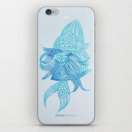 Ornamental iPhone Skin