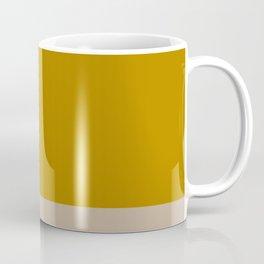 Mustard yellow Nude Coffee Mug