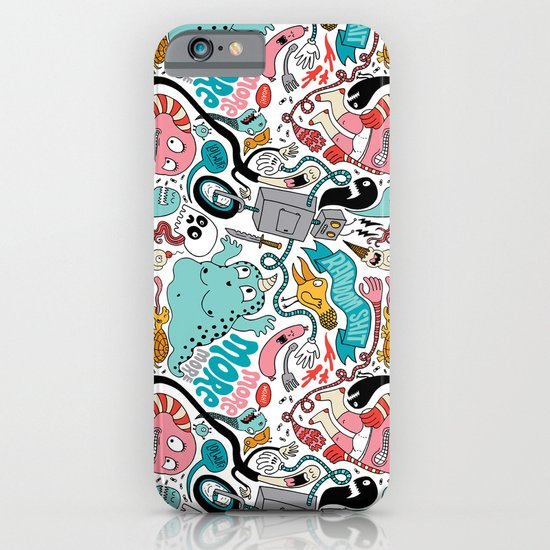 More, More, More iPhone & iPod Case