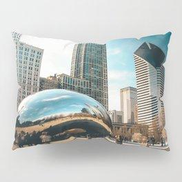 Architecture mirror art Pillow Sham
