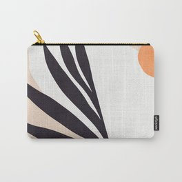 The Shapes of Nature 1 - Earthy Carry-All Pouch