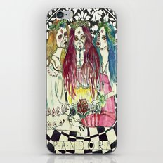 Pandora iPhone & iPod Skin