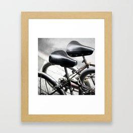 bikes 04 Framed Art Print
