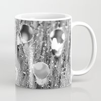 cheese Mugs featuring Cheese by Aweewah