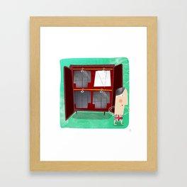 BNP - I have a Dream Framed Art Print
