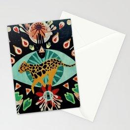 Third Eye Zodiac, Leo Stationery Cards