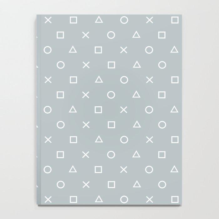 Gamer in the Fog Notebook