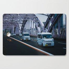 Bridge in Osaka Cutting Board