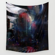 Back to Omega Centauri Wall Tapestry