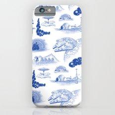 Pop Porcelain: Far Far Away Slim Case iPhone 6
