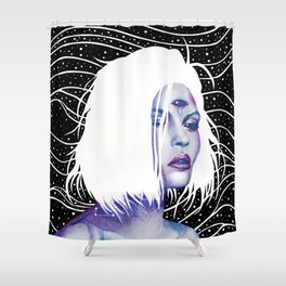 Hybrid Daughters I Shower Curtain