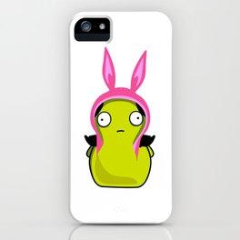 Louise Kopi iPhone Case