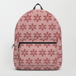Practically Perfect - Vagina Petals in Pink Backpack