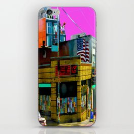 Chop Suey iPhone Skin