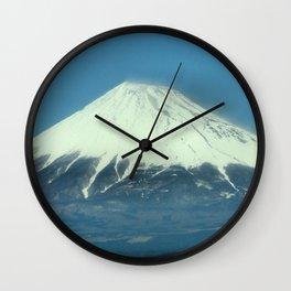 富士山 (Mt. Fuji) Japan Wall Clock