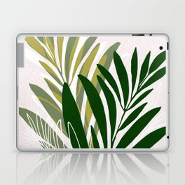 Olive Branches / Contemporary Botanical Art Laptop & iPad Skin