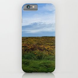 Heather and Gorse iPhone Case