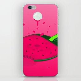 Pongermelon iPhone Skin