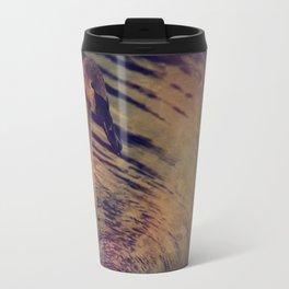NEW TIMES SWAN. Metal Travel Mug