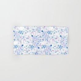 Mini Impressions: BLUETS Hand & Bath Towel