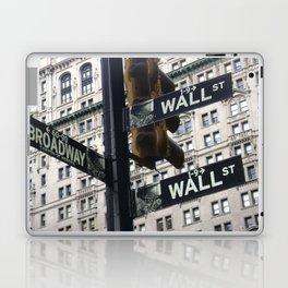 Concrete jungle where dreams are made of... Laptop & iPad Skin