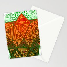 Yello Warrior Stationery Cards