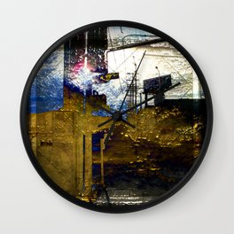 Beauty Beyond The Frame Series Wall Clock