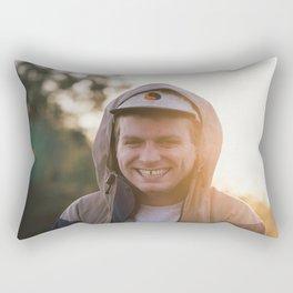 Mac Demarco Rectangular Pillow