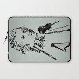 Wolfgang Amadeus Mozart Laptop Sleeve