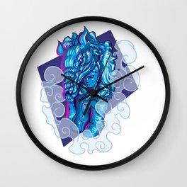 defiance Wall Clock