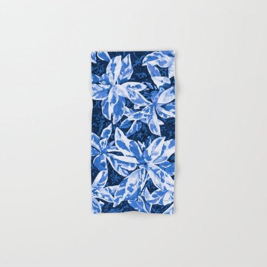 Aloha Blue Hand & Bath Towel