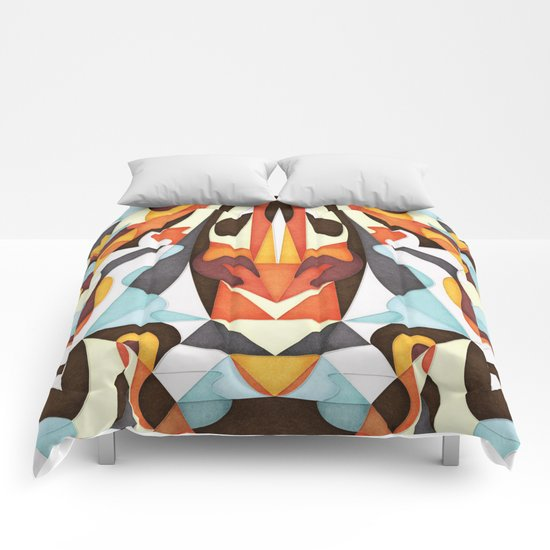 Mesmerize Comforters