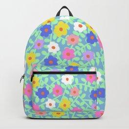 In the garden #5 Backpack
