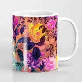 Floral and Birds II Coffee Mug