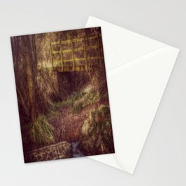 DOWN BY THE BRIDGE Stationery Cards