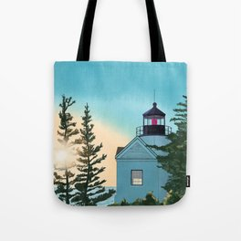Shine the Light Tote Bag