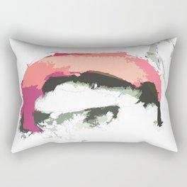 Crazy Pot Rectangular Pillow