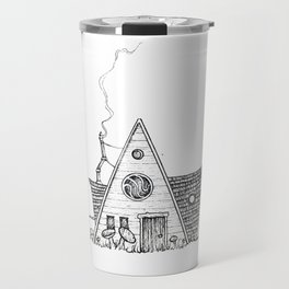 Hermit Cabin Travel Mug