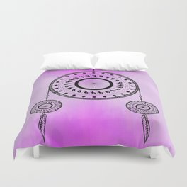 Bohemian Dream-catcher Duvet Cover