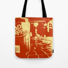Pop Dr. Pepper Tote Bag