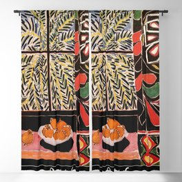 Matisse Exhibition poster 1979 Blackout Curtain